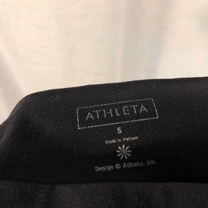 Athleta Pants - Athleta Small Yoga Pants Black Stretchy 1308